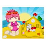 Libbi y Suki: Un día en la postal de la playa
