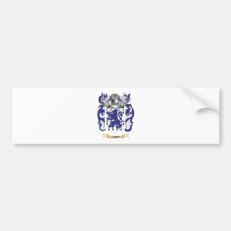 Libby Coat of Arms Family Crest Bumper Stickers
