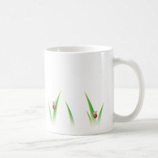 Libby la taza de la mariquita