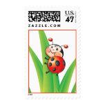 Libby the Ladybug Postage