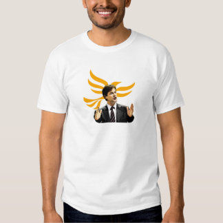 Libdem Nick Clebb Camisas