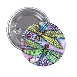 libélula - botón pins
