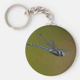 libélula llavero redondo tipo pin