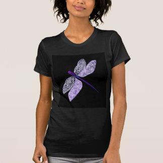 Libélula púrpura playeras