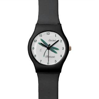 Libélula Reloj De Mano