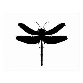Libélulas de la libélula postal