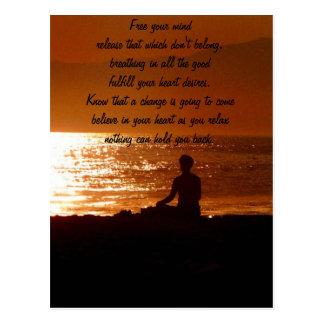 Liberación de it/Thinking de la postal de You_