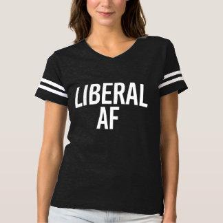 Liberal AF - - white - T-shirt