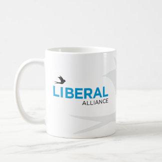 Liberal Alliance kaffekrus Coffee Mug