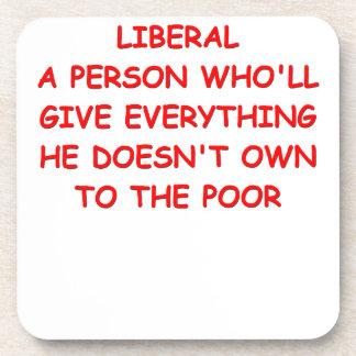 liberal anti posavasos