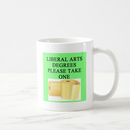 liberal arts degree mugs
