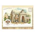 Liberal Arts Palace - 1904 Souvenir Mail Card Post Card