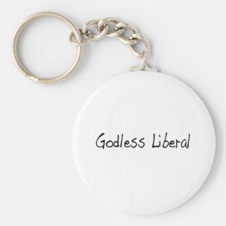 Liberal ateo llaveros personalizados