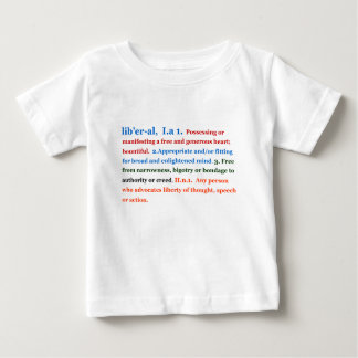 Liberal Baby T-Shirt