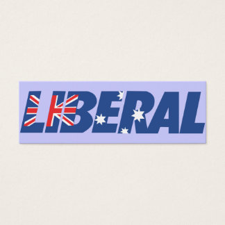 Liberal Business Cards