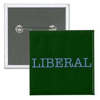 Liberal 2 Inch Square Button