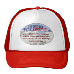 liberal conservative hat