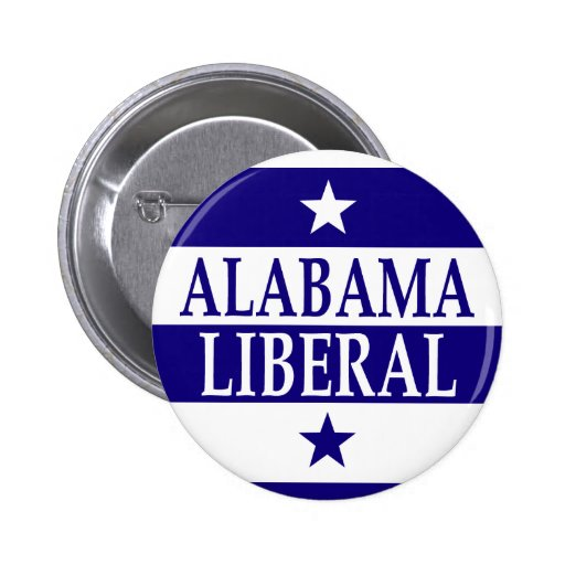 Liberal de Alabama Pins