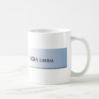 Liberal de UGA Taza De Café