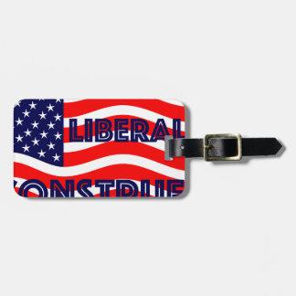 Liberal Democrat Democratic Politics Election 2016 Bag Tag