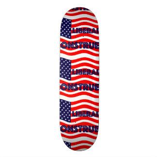 Liberal Democrat Democratic Politics Election 2016 Skateboard Deck