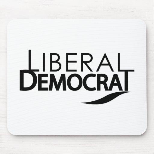 Liberal Democrat Mousepad