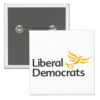Liberal Democrats Button