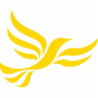 Liberal Democrats Logo Statuette