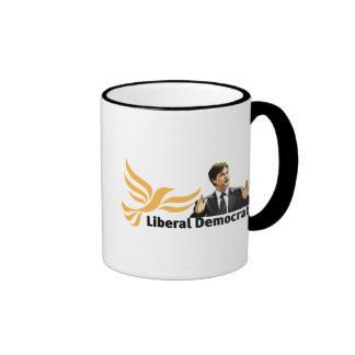 Liberal Democrats Ringer Mug