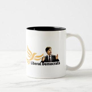 Liberal Democrats Two-Tone Coffee Mug