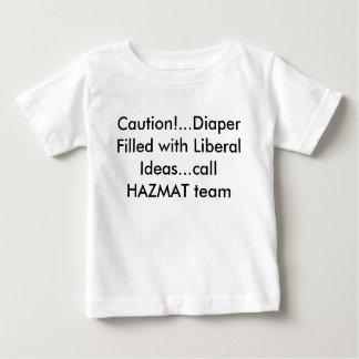 liberal Ideas Baby T-Shirt