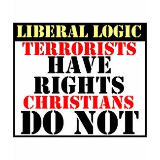 liberal logic shirt