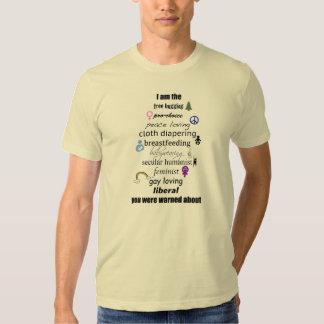 Liberal Me Tee Shirts