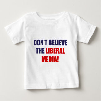 Liberal Media Baby T-Shirt