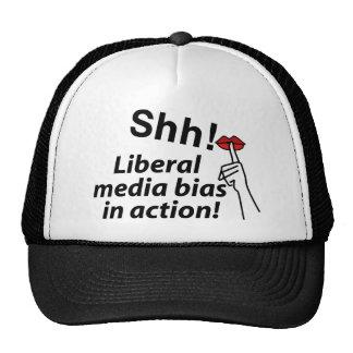 Liberal Media Bias Hat
