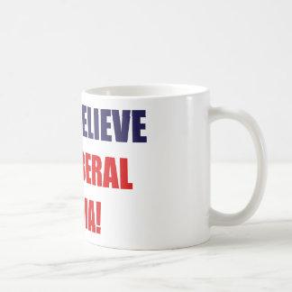 Liberal Media Coffee Mug