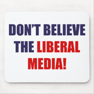 Liberal Media Mousepads