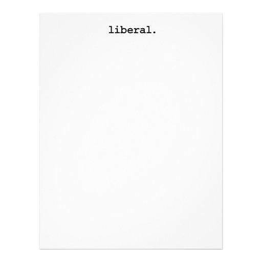 liberal membrete