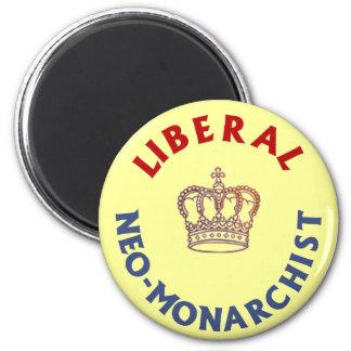 Liberal Neo-Monarchist magnet