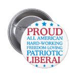 liberal orgulloso pins