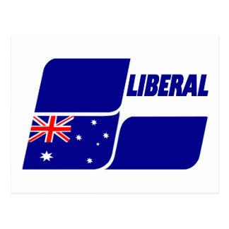 Liberal Party of Australia 2013 Postcard