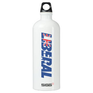 Liberal Party of Australia Aluminum Water Bottle