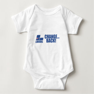 Liberal Party of Australia Baby Bodysuit