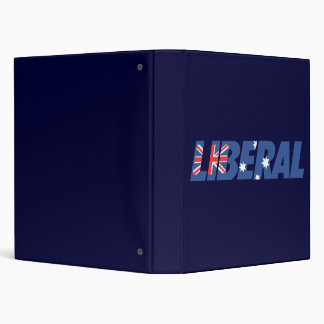 Liberal Party of Australia Binder