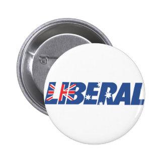 Liberal Party of Australia Button