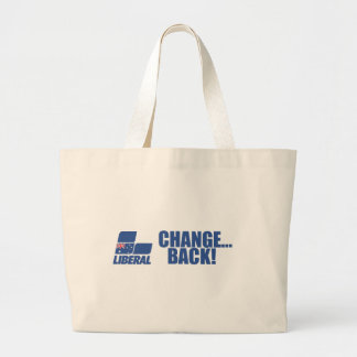 Liberal Party of Australia Large Tote Bag