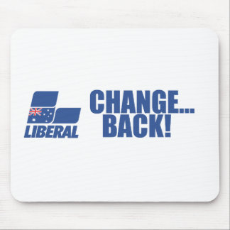 Liberal Party of Australia Mouse Pad