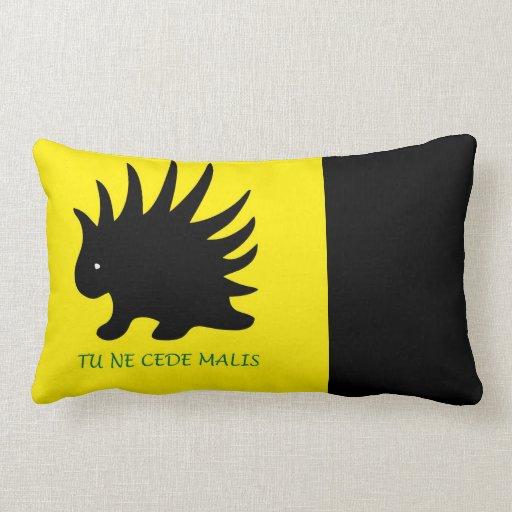 Liberal pillow - Tu ne yields Malis - M2