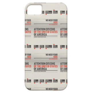 Liberal Policies Have Failed iPhone 5 Cover