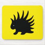 Liberal Porcupine Mousepad - M2 Alfombrilla De Ratones